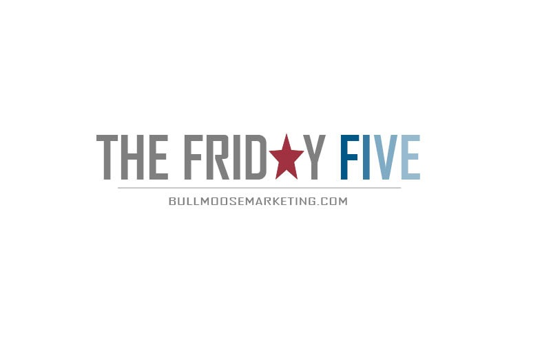 Friday Five V3-3
